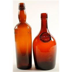 Whiskey Bottles / Southern (2)  (78831)