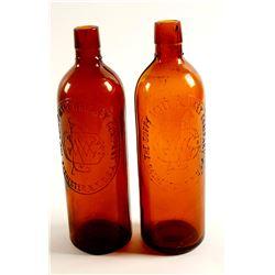 Duffy's Malt Whiskey Bottles  (80078)