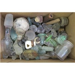 Glass Bottle Stopper Collection (50+)  (88349)