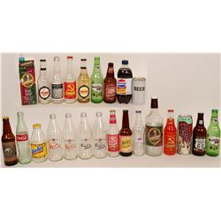 Modern Soda Bottle Collection (25)  (115420)