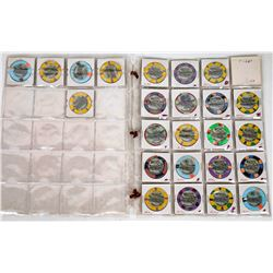 New Orleans Gaming Token Collection (24)  (120246)