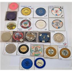 U.S. Gaming Chip Collection  (124045)