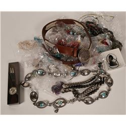 Great Lot of Ethnic Jewelry (50+ pieces)  (110455)