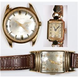 Three Wristwatches  (124115)