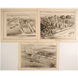 Thompson & West Lithographs  (82457)