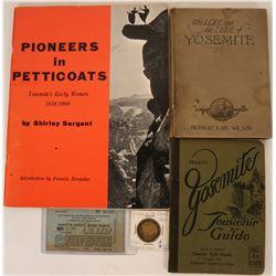 Yosemite History Collection (5)  (124324)