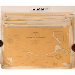 Topographical Maps of the North West Territories  (120607)