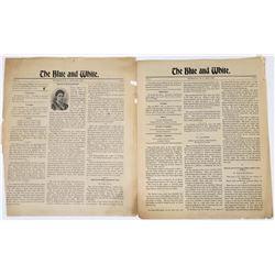 Two Rare Hawaiian Newspapers  (119387)
