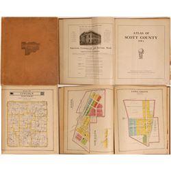 Atlas of Scott County, Iowa  (110388)
