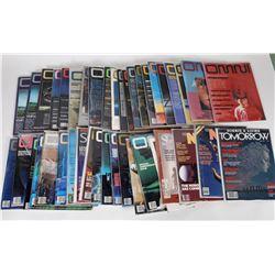 Omni Magazine Collection  (125429)