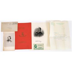 Various Political & Historic Items  (124531)