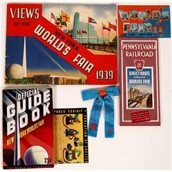 New York World's Fair Collection  (124244)