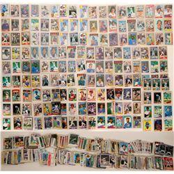 Cubs Key Men Baseball Card Collection  (110545)