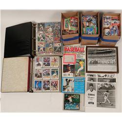 Baseball Card Collection  (122791)