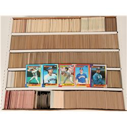 Baseball Card Group (~2500 cds) 1988-91  (122741)