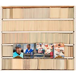Baseball Card Group (~2500), c1988-94  (122744)