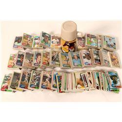 Baseball Card Group, c1979-81  (110605)