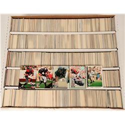 Football Card Group (~2500), 1992-4  (122742)