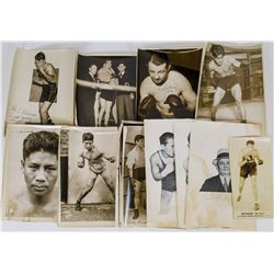 Boxing Photograph Archive  (125806)