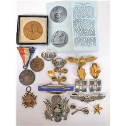 WWII  Medal Collection  (124041)