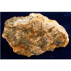 Rosebud Gold-Silver Mine Ore  (61122)