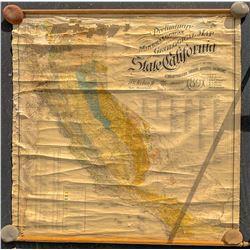 Geologic Map of California 1891  (109789)