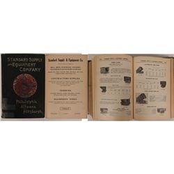 Standard Supply & Equipment Company 1911 Catalog  (115489)