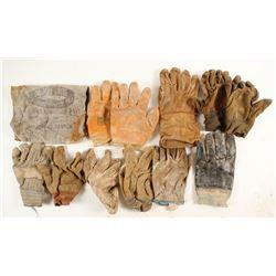 Miners' Gloves Found Underground (11)  (88370)
