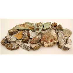 Ophir Mine District, Utah, Mineral Specimens  (88614)