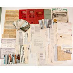Utah Ephemera Collection  (89900)