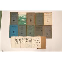 U.S. Geologic Survey books Wyoming mining  (116414)