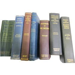 Mine Chemistry Hardcovers (7)  (86640)