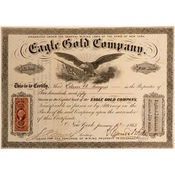 Eagle Gold Co.  (110840)