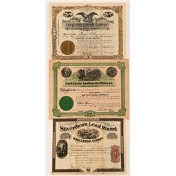 Wisconsin Mining Stock Group  (117900)