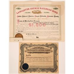 Nebraska Railroad and Industrail Stock and Bond  (117873)