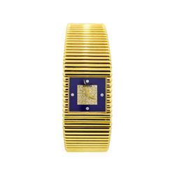 Piaget 18KT Yellow Gold  Emperador Watch