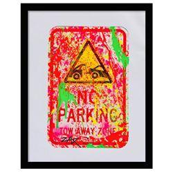No Parking - Tow Away Zone by Zax Original