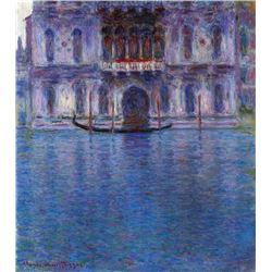 Claude Monet - Palazzo #1