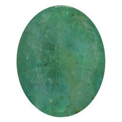 3.26 ctw Oval Emerald Parcel