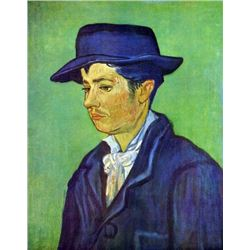Van Gogh - Armand Roulin