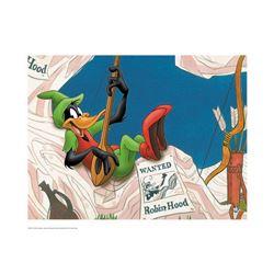 Warner Brothers Hologram Robin Hood