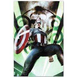 Captain America: Hail Hydra #1 by Marvel Comics