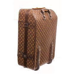 Louis Vuitton Monogram Canvas Leather Pegase 70 cm Luggage