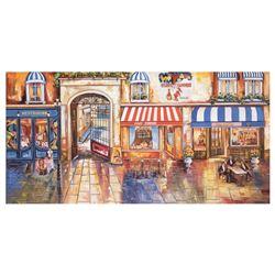 Street Restaurants by Borewko, Alexander