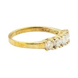 0.75 ctw Diamond Ring - 10KT Yellow Gold