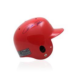 Autographed Pete Rose Helmet PSA Certified