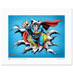 Superman Fist Forward by DC Comics
