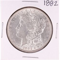 1882 $1 Morgan Silver Dollar Coin