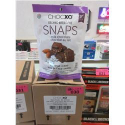 3 Boxes of 6 Milk Chocolate Almond Coconut Snaps