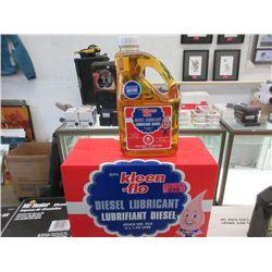 Case of 4 x 1.92 Kleen-Flo Diesel Fuel Treatment